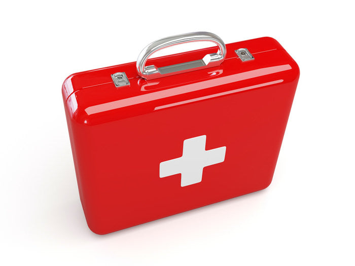 First Aid Kit, Earthquake, Organize, NEAT Method,