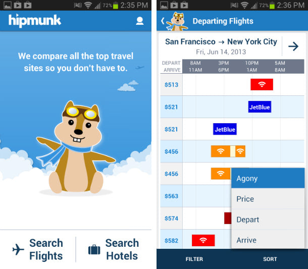 himpmunk, travel app, cheap tickets, flights, cheap flights, cheap airfare, travel plans,