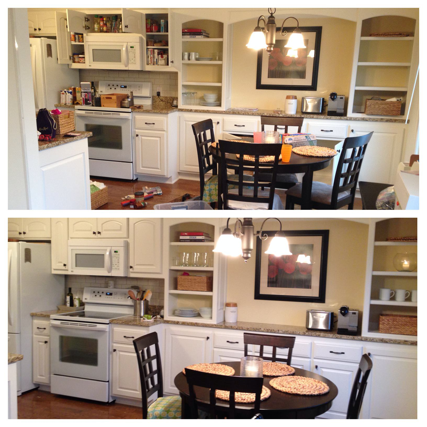 Twin Cities, St. Paul, Minneapolis, Lauren Warner, Lauren Murphy, Before and after, organizing, professional organizer, kitchen organization,