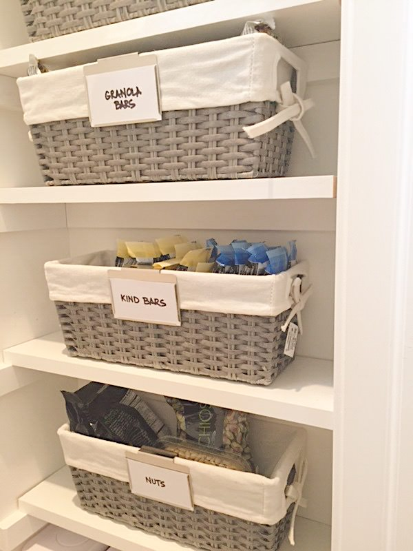 tips, milwaukee, wisconsin, home organizing, organizing tips, organizing, organized, baskets, tosca, neat method, liz girsch