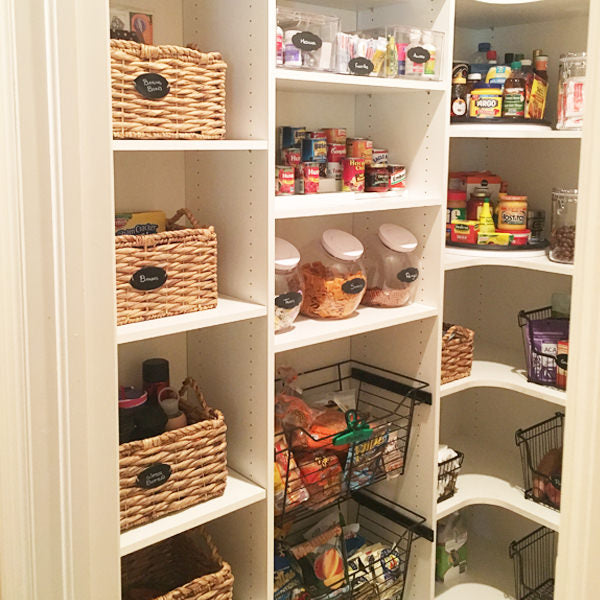 Tampa, Home Organizing, Professional Organizing, Laura Frasor, Florida, Pantry Organizing