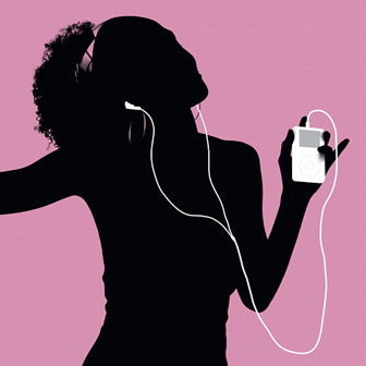 playlist, music, moving playlist, apple, nano, dancing