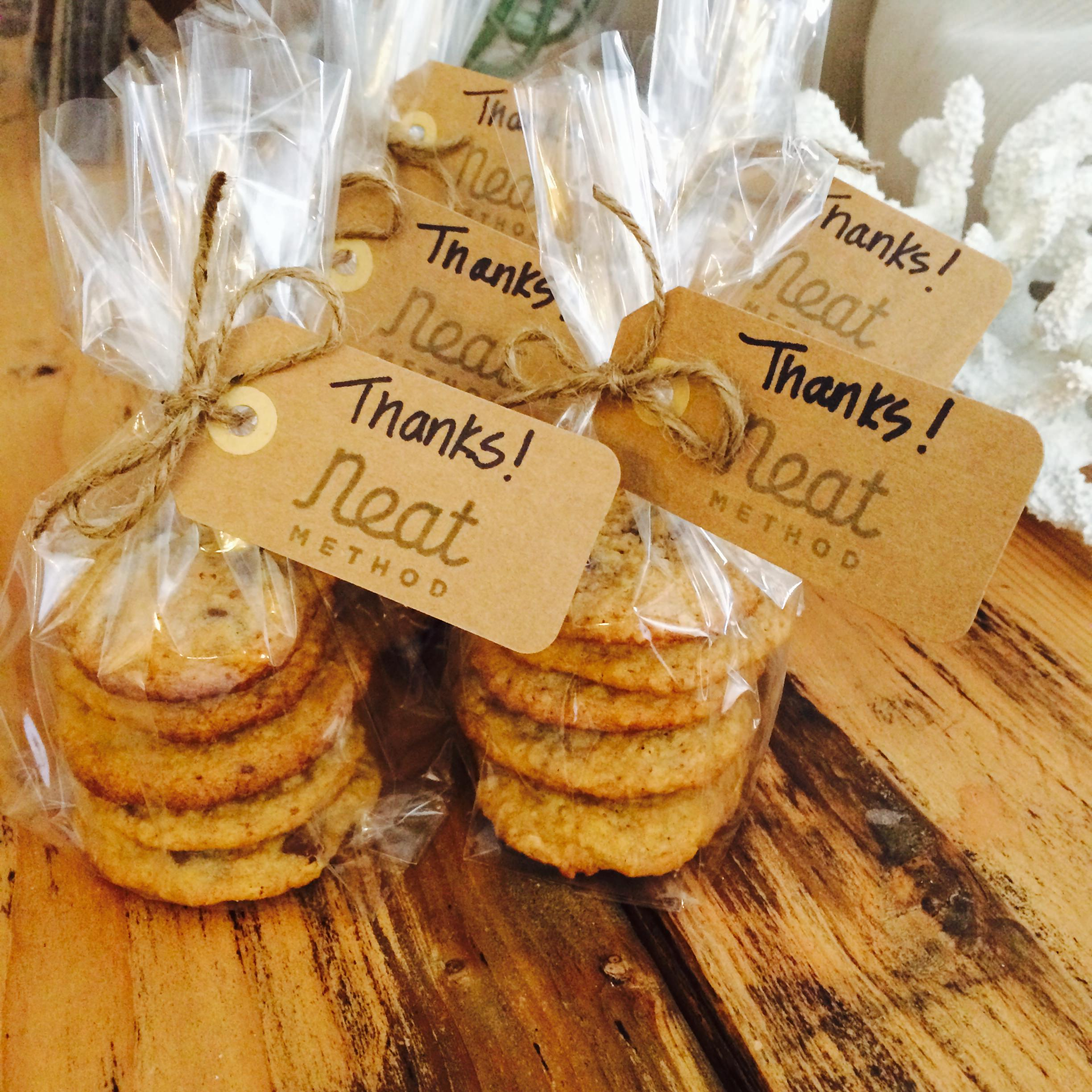 mika perry, neat method, neat scottsdale, scottsdale, home organizer, home organizer scottsdale, cookies, cookie recipe, packaged cookies