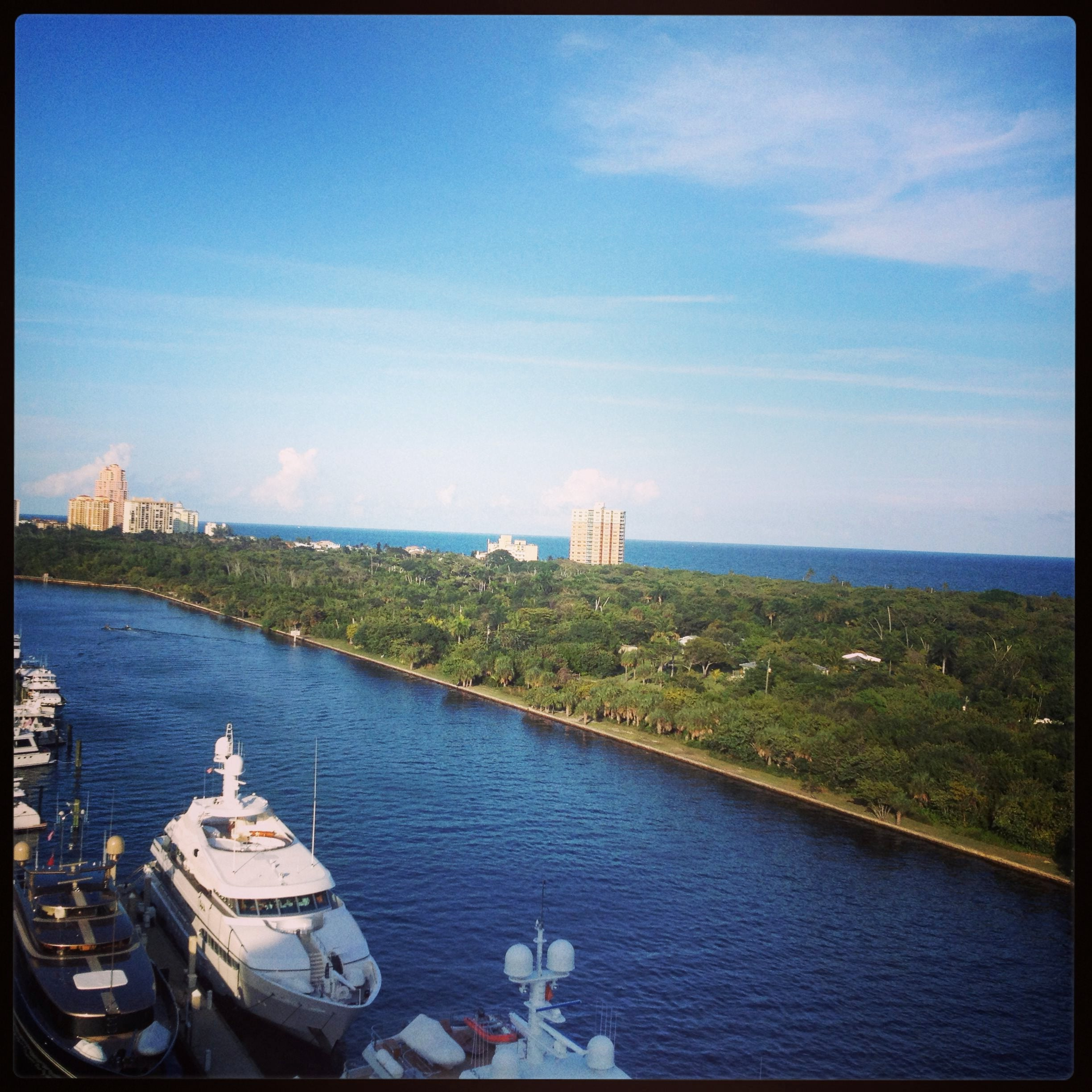 miami view, ft. lauderdale, marissa hagmeyer, boats