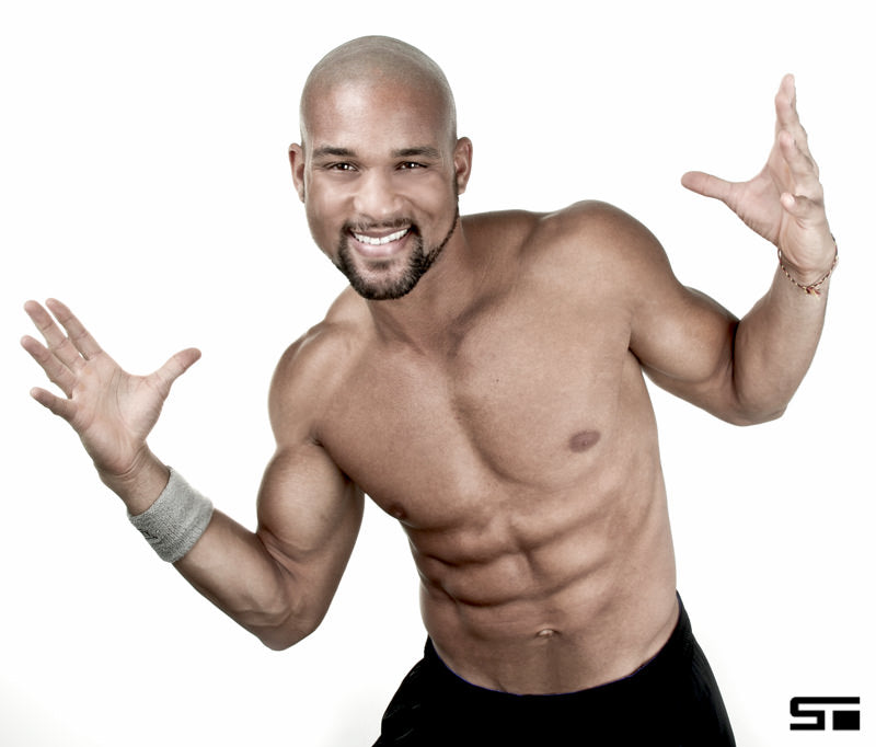 Shaun T, workout, resolution, inspiration, Raelynn Johnson, Washington DC