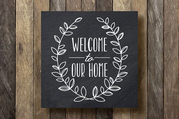 welcome to our home, welcome home, welcome home sign, welcome to our home sign, how to prep for houseguests, how to prep for visitors, preparing for visitors, houseguest checklist, houseguest basket, guest basket,