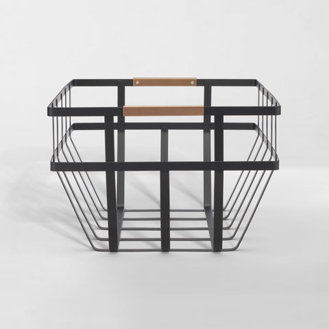 Flat Metal Baskets