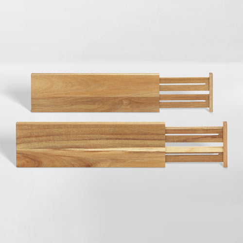 Acacia Drawer Dividers
