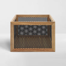 Load image into Gallery viewer, Perforated Acacia Baskets