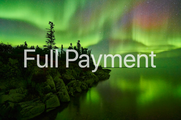 Full Payment - Arctic Haven - VisionQuest Photography Workshop