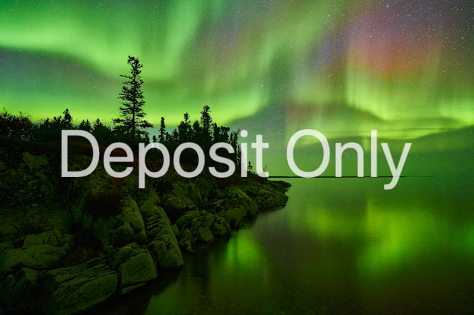 Deposit Only - Arctic Haven VisionQuest Photo Workshop