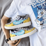 """Garurumon"" Low Top Sneakers"