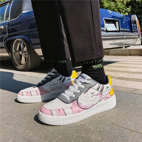 """ANGEWOMON"" LOW-TOP SNEAKERS"