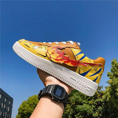 """GREYMON"" LOW-TOP SNEAKERS"