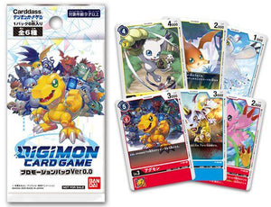 Digimon Card Game Promos