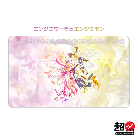 Digimon Card Game Angelic Love Playmat [Free Shipping]