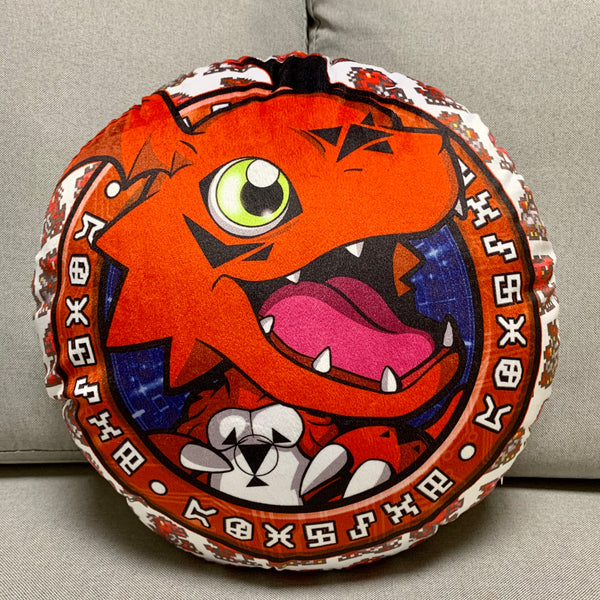 Digimon Series Soft Cushion クッション [Free Shipping]