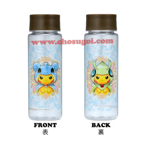 Pokemon Center Singapore Exclusive Clear Bottle シンガポール限定 クリアボトル