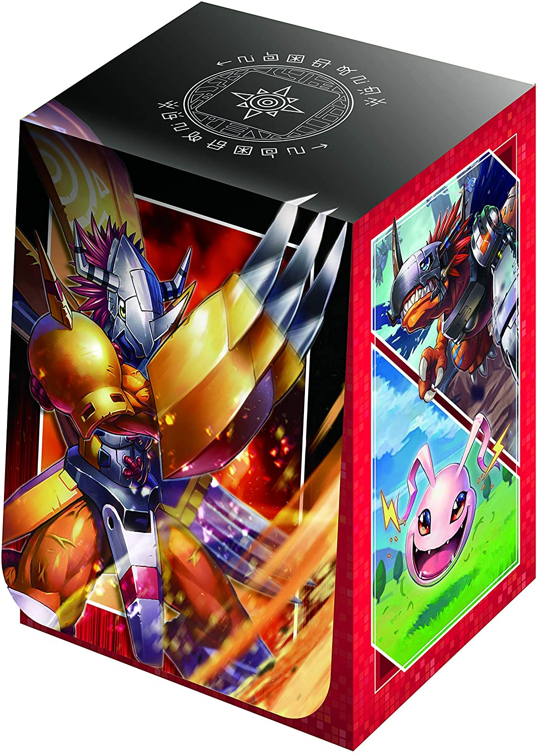 Digimon Card Game Official Card Case