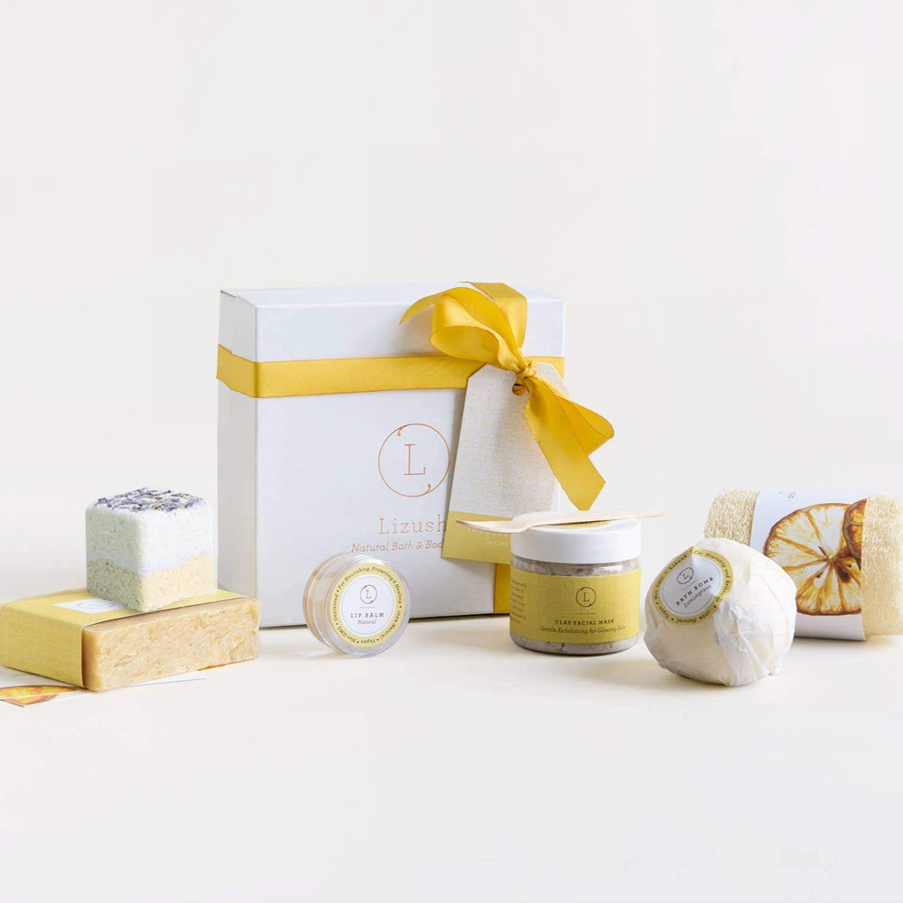 Citrus Spa Gift Set