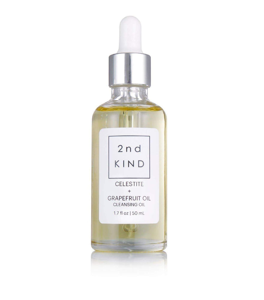 Celestite + Grapefruit Oil Cleansing Oil