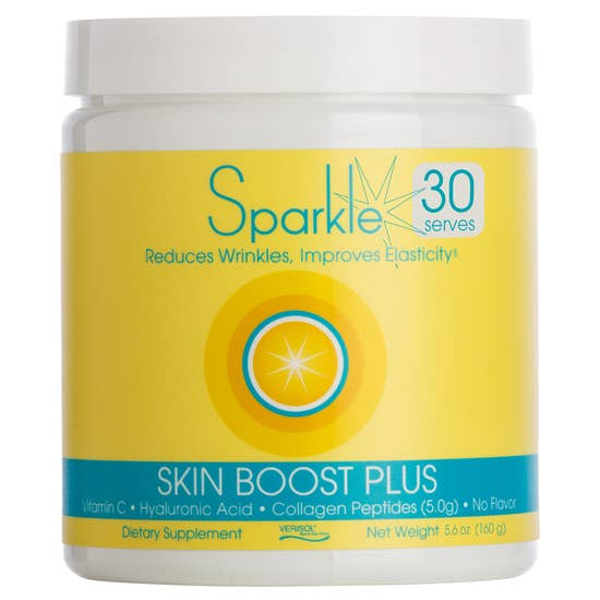 Skin Boost Plus No Flavor Powder
