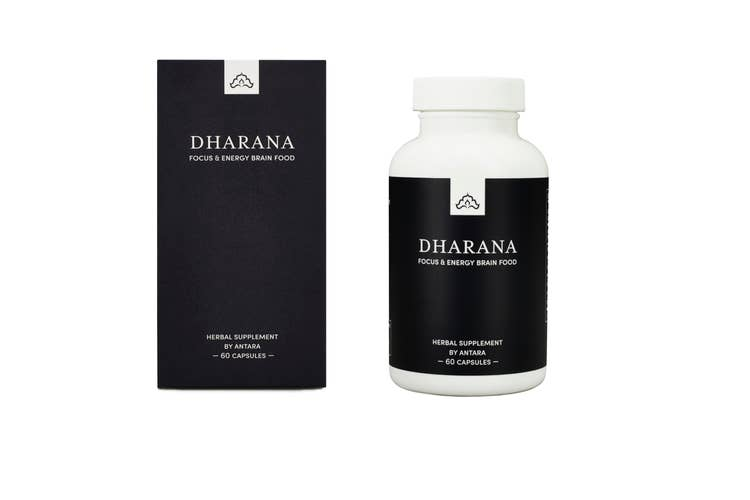 Dharana Focus & Energy Brain Food