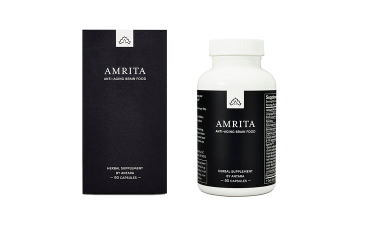 Amrita Anti-Aging Brain Food