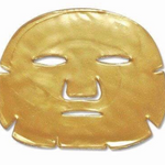 ZAQ 24K Gold Face Mask - Hyaluronic Acid, Collagen