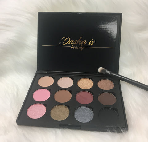Radiant Eyeshadow Palette