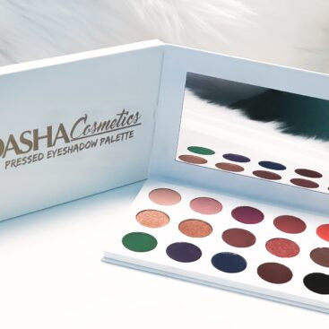 Pressed Eyeshadow Palette
