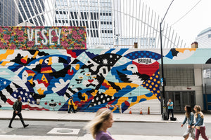 Bringing a 5 Pointz Vibe to Lower Manhattan