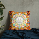 AHAVA #1 Throw Pillow