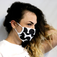 Face Mask 'Classic Pop Dots'