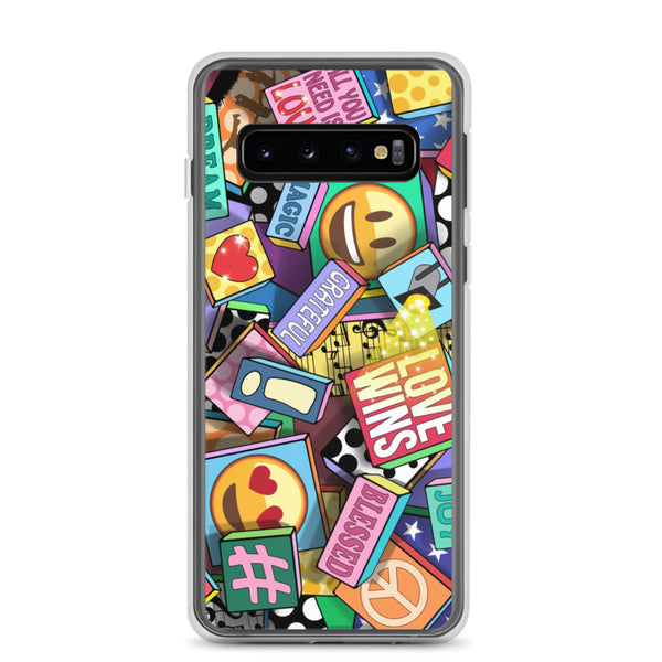 "Samsung ""LOVE WINS"" Phone Case"