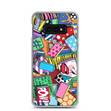 "Samsung ""FLABBERGAST"" World Trade Center Mural Phone Case"