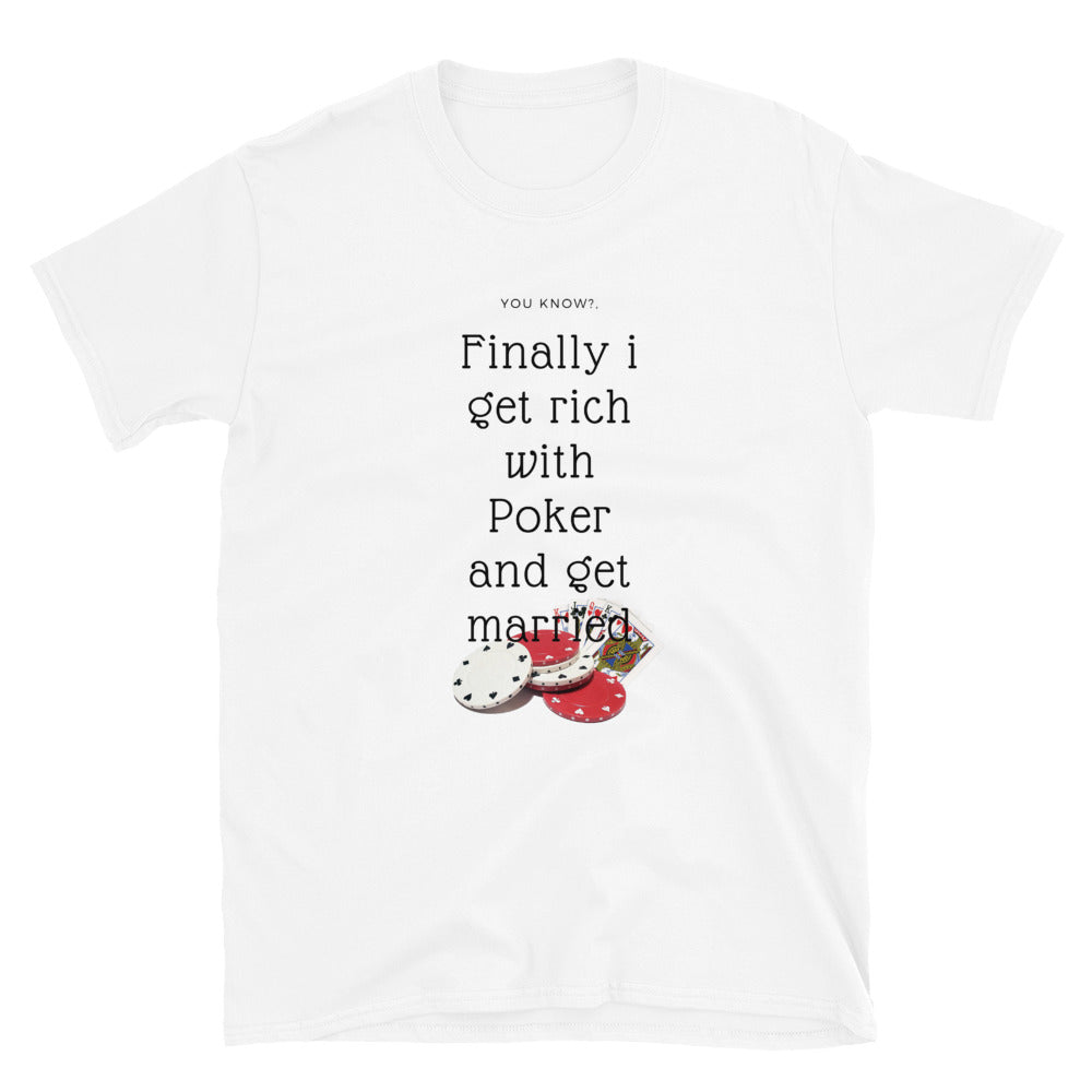 Poker Men's T-Shirt
