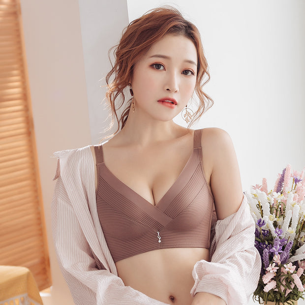 Wireless Seamless Comfortable Bra