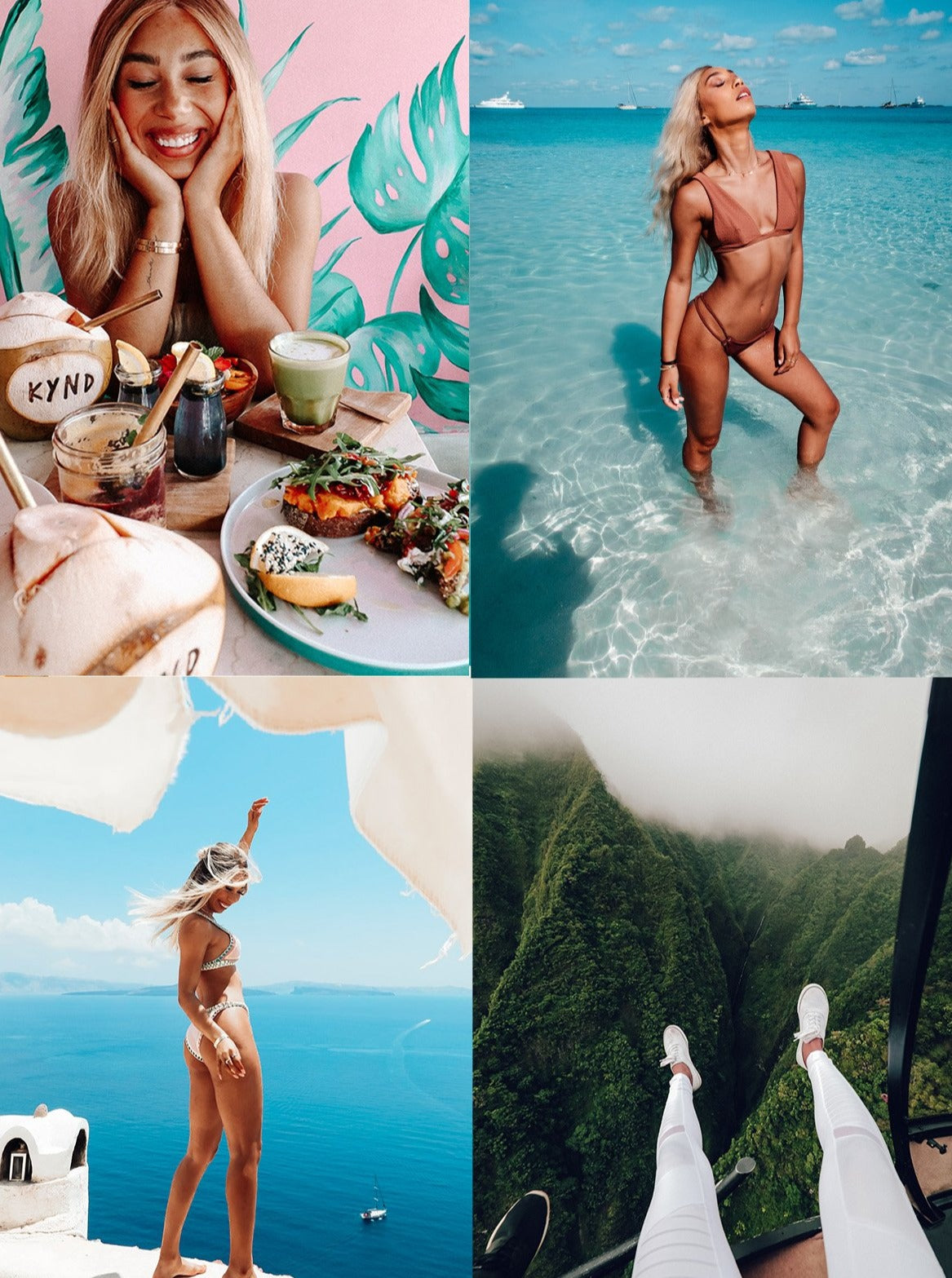 THE MYLIFEASEVA COLLECTION VOL 1. - MOBILE PRESETS