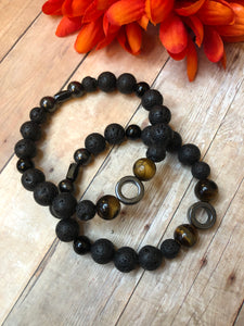 Tiger Eye and Rock Vibe