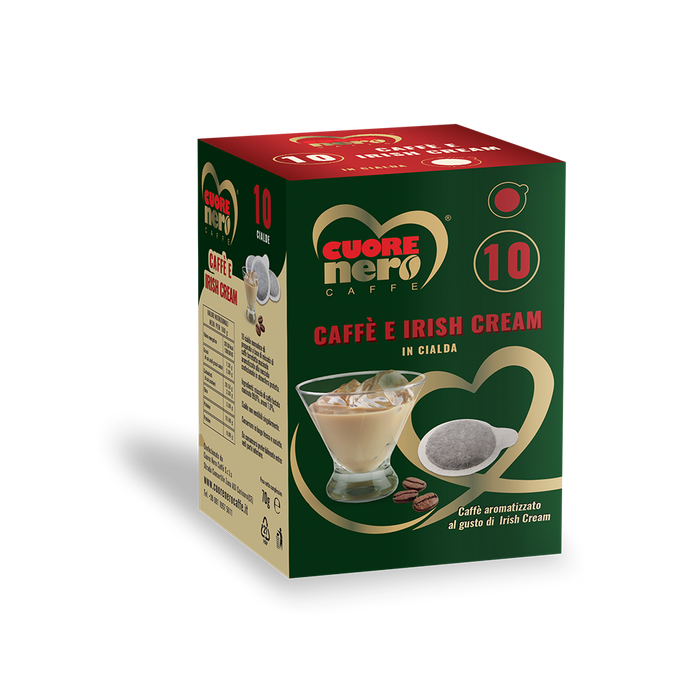 Cialde Caffè Irish Cream 10pz.