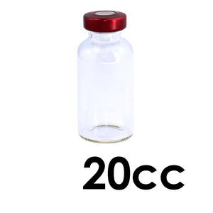 20mL Sterile Serum Vial