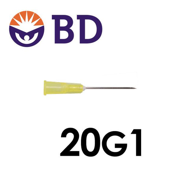 BD™ PrecisionGlide™ Needle 20G x 1