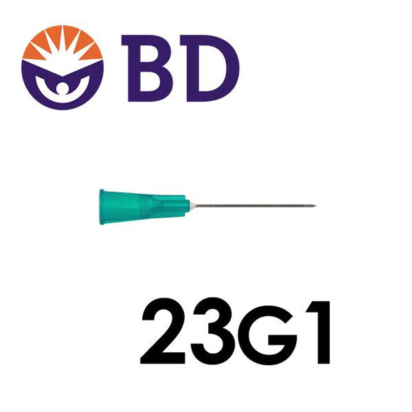 BD™ PrecisionGlide™ Needle 23G x 1