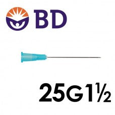 BD™ PrecisionGlide™ Needle 25G x 1 ½