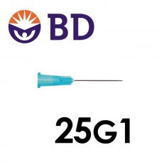 BD™ PrecisionGlide™ Needle 25G x 1""