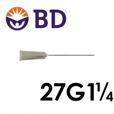 BD™ PrecisionGlide™ Needle 27G x 1 ¼