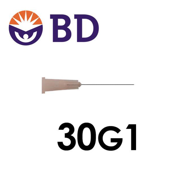 BD™ PrecisionGlide™ Needle 30G x 1