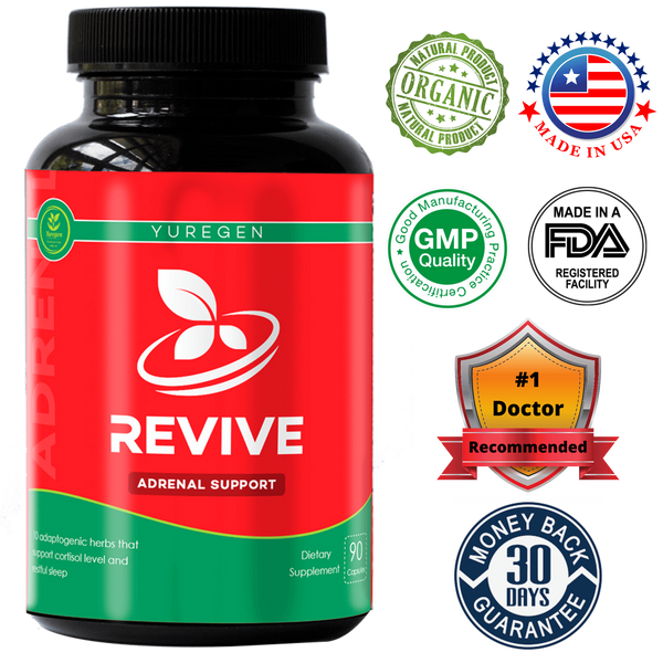 Revive-Stress relief-adrenal support Yuregen