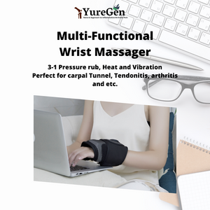 MULTI-FUNCTIONAL PHYSIOTHERAPY WRISTBAND-Yuregen